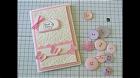 Big Handmade Cards - handmade cards using bigshot diecuts nesting dies and