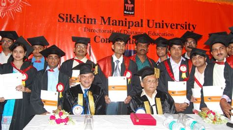 Mba In Sikkim Manipal Delhi by Sikkim Manipal Directorate Of Distance