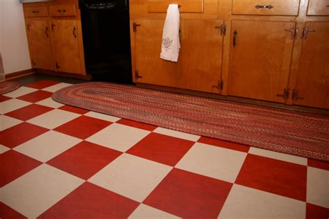 Checkerboard Vinyl Flooring and white checkerboard floor where to find it