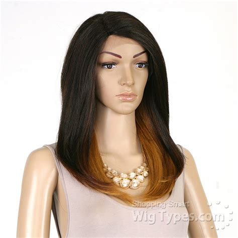 Lace L freetress equal synthetic hair lace invisible l part lace front wig jannie wigtypes