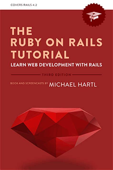 online tutorial ruby must read ruby books ikantam