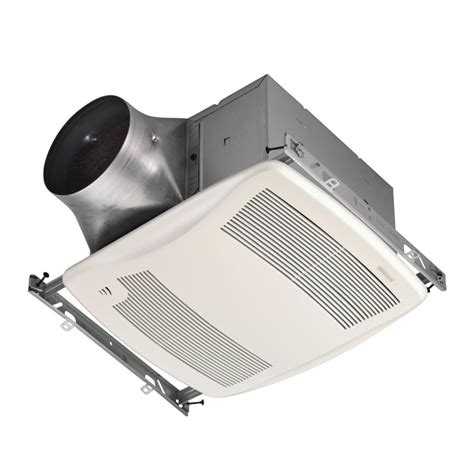 Panasonic Whisperwarm 110 Cfm Ceiling Exhaust Bath Fan Lighted Bathroom Exhaust Fans