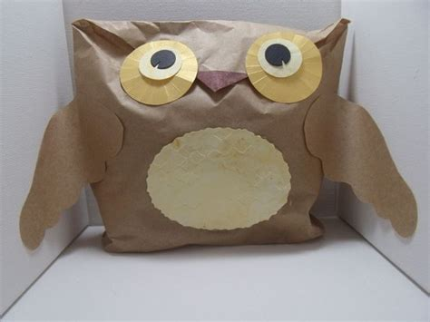 Paper Bag Crafts For Preschoolers - pin by sulpizio julian on kid crafts
