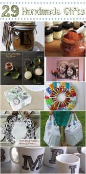 Handmade Crafts Ideas For Gifts - diy gift ideas 29 handmade gifts home stories a to z