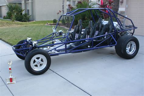 4 Seater Rail Buggy Frame Kits by Cruiser
