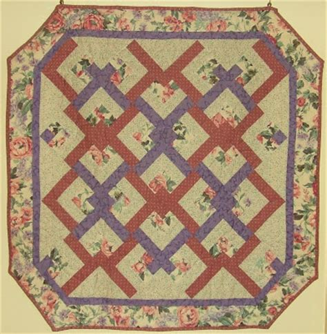 Eleanor Burns Knot Quilt Pattern by It S The Cat S House I Just Live Here Lover S Knot