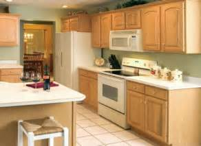 Kitchen Ideas With Light Oak Cabinets Light Oak Kitchen Cabinets Kitchenidease