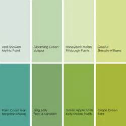 green paint swatches 1000 images about color inspiration on pinterest paint
