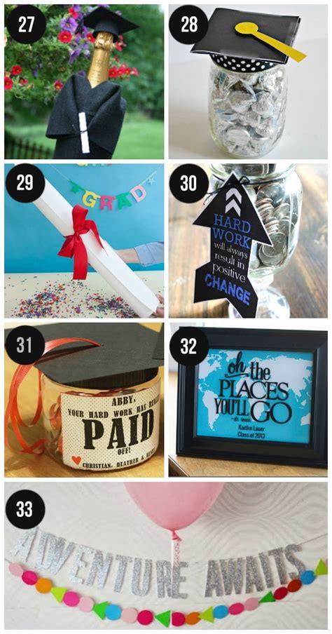 Handmade Graduation Gifts - 128 great graduation ideas