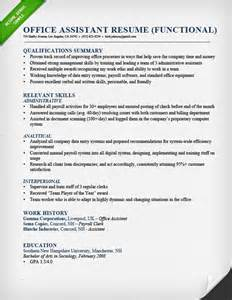 How To Write A Qualifications Summary Resume Genius