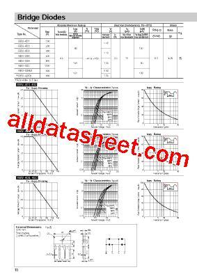 transistor pcr 406 datasheet rbv 406h datasheet pdf sanken electric