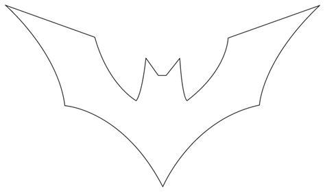 batman sign coloring page batman logo clip art clipart best