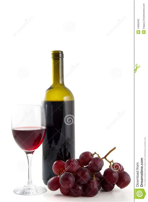 the italian dream wine 1614285195 wine bottle grapes and glass stock photography image 14695942