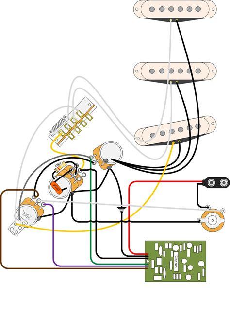 eric clapton strat wiring diagram wiring diagram and