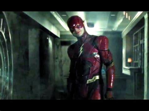 ezra miller the flash scene suicide squad clip the flash captures captain boomerang