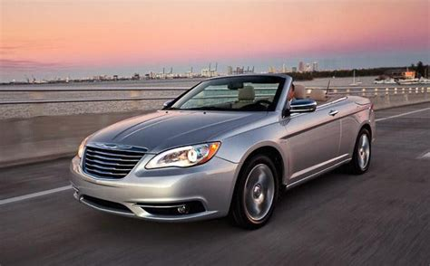 new chrysler 200 convertible 2012 chrysler 200 convertible photos leak out