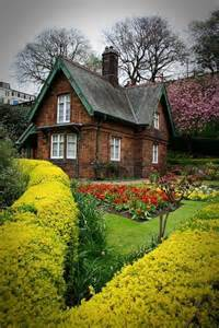 scottish cottage garden cottage edinburgh scotland