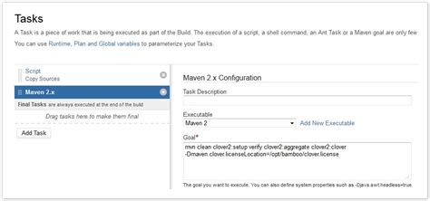 layout modification xml location enabling the clover add on bamboo 5 7 atlassian