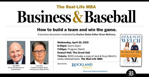 Mba Events Calendar by The Real Mba Business Baseball 04 22 15