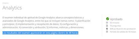 preguntas de google analytics certificaci 243 n google analytics gu 237 a de estudio para el