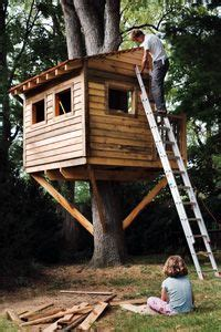 backyard treehouse plans 1000 images about tree house on pinterest tree house