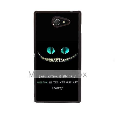 Words 0894 Casing For Sony Xperia Z3 Hardcase 2d imagination design metal for sony xperia m2 m4 z1 z3 z1 mini z3 mini 4622401 2016