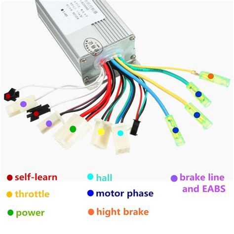 electric bike controller wiring diagram bike motor kit