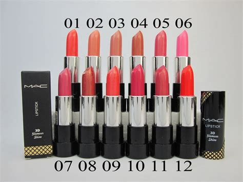 Harga Termurah Lipstick Mac Lipstik Mac pemborong kosmetic termurah lipstick