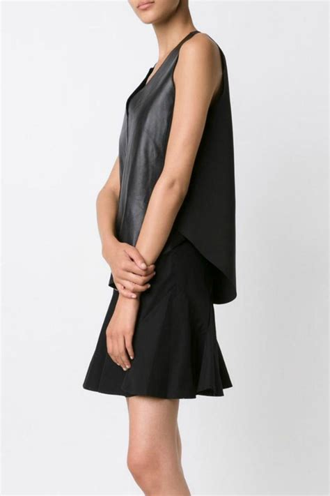 Tank Dress 10 by Derek Lam 10 Crosby Tank Dress From Canada By Era Style Loft Shoptiques