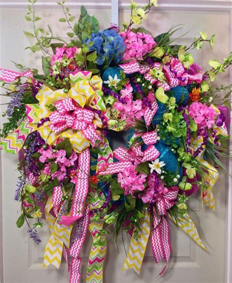 42 best spring door wreaths images on pinterest spring door 42 best quot spring is in the air quot images on pinterest