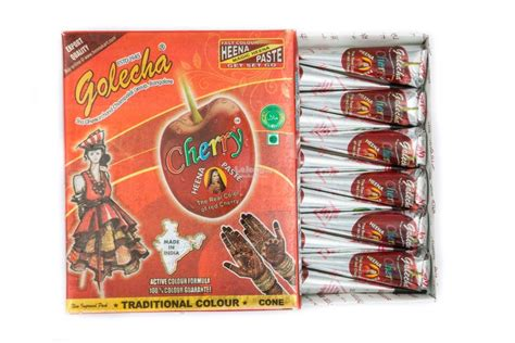 goleca chery golecha cherry henna cones for end 11 19 2017 4 15 am