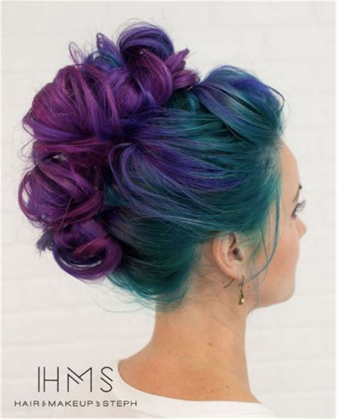 Summer Of 38 by 38 Stunning Summer Hair Color Trends Only For The Boldest