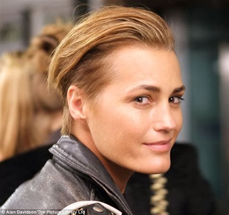 soft butch hairstyles beautytiptoday com would you buzz your sides for the
