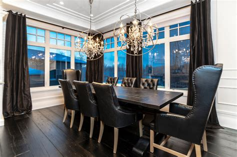 the dining room balmoral balmoral transitional dining room edmonton by