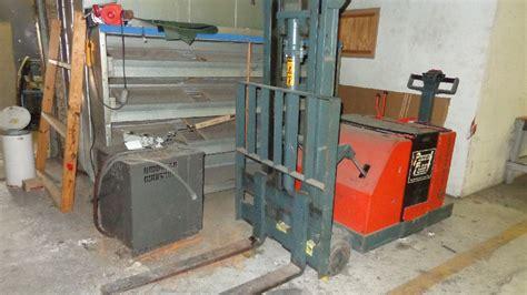 bienfang fork lifts maintenance supplies shop tables
