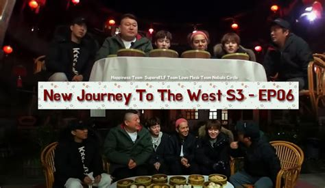 dramacool new journey to the west 4 happiness team