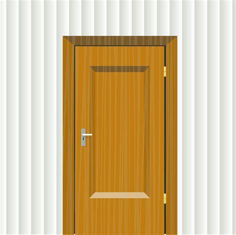 door graphics free vector graphic wall door inset entry closed
