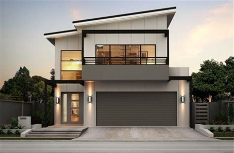 two storey house facade design creative two storey homes google search new house pinterest house plans