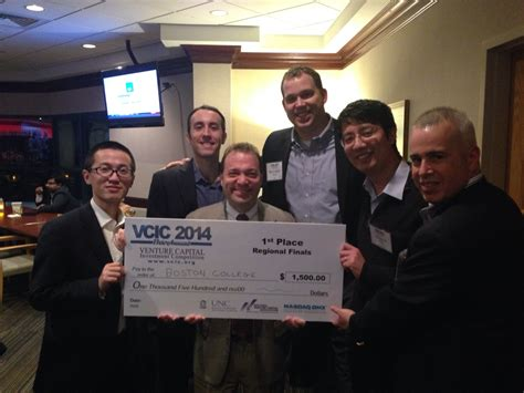 Mba Msf by Bc Mba Msf Team Captures 1st Place In Ne Flight At Vcic