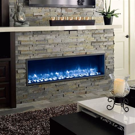 Led Tv Fireplace by 25 Best Ideas About Built In Electric Fireplace On