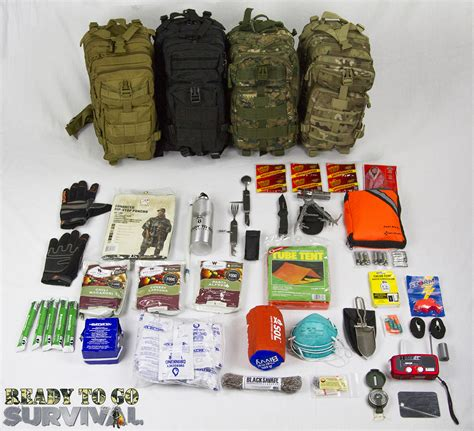 survival kit tactical traveler survival kit crafted by ready to go