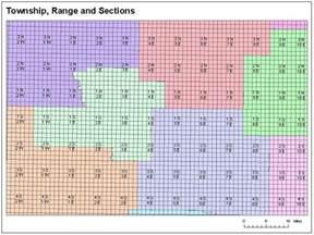 colorado township range map s maps plss map