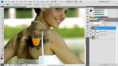 hd esthetique tattoo removal hd photoshop tutorial add and remove tattoos youtube