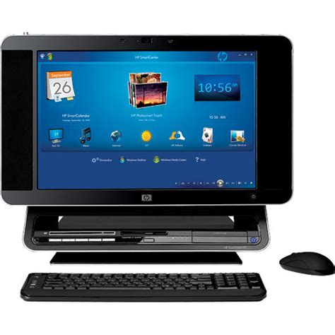 Hp Touchsmart Iq770 Pc Review by Hp Touchsmart Iq770 All In One Desktop Computer Rn635aa