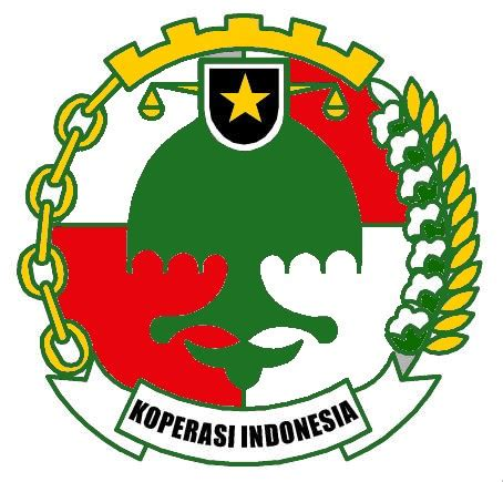 Logo Koperasi gambar