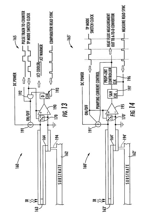 integrated circuit sensor patent us7351974 integrated circuit infrared sensor and associated methods patentsuche