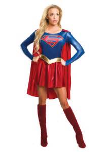 superwoman halloween costume kids supergirl tv costume for women