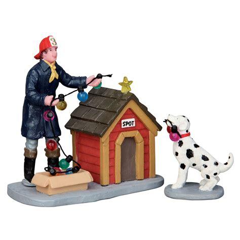lemax village collection christmas village figurine spot