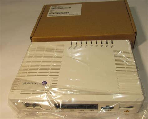 Modem Alcatel Lucent new alcatel lucent i 240g u fiber optic modem gateway