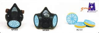 Dust Filter Reapirator Blue Eagle Rc101 Murah Di Bandung grosir sepatu safety 081 217 218 838 respiratory cartridge mask dust mask dust